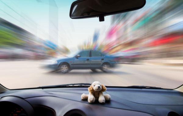 Accidentes de tráfico: causas más comunes